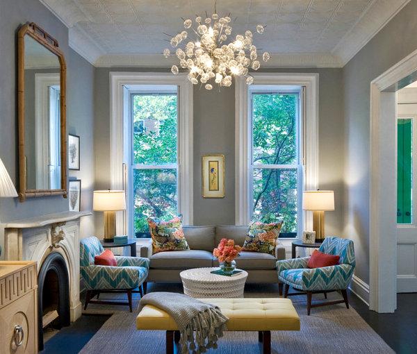 Come i colori e l 39 umore influenzano il design della casa for Il design della casa