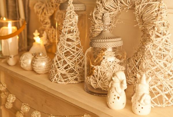 Natale chic e luminoso con le decorazioni zara home - Zara home porta di roma ...