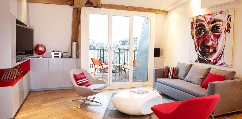 Come organizzare gli spazi in un appartamento piccolo for Monolocale di 500 m