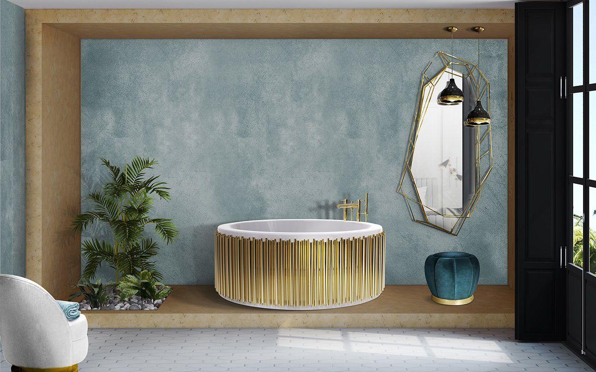 Arredare la stanza da bagno in stile marinaro - Sopra un mare di specchi si vola ...