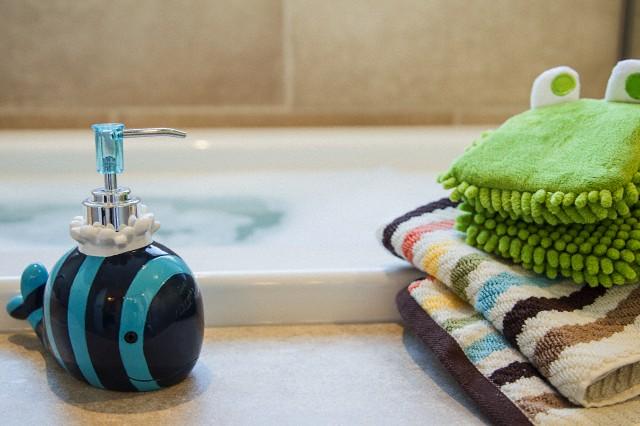 come rendere il bagno divertente e originale - Arredo Bagno Low Cost