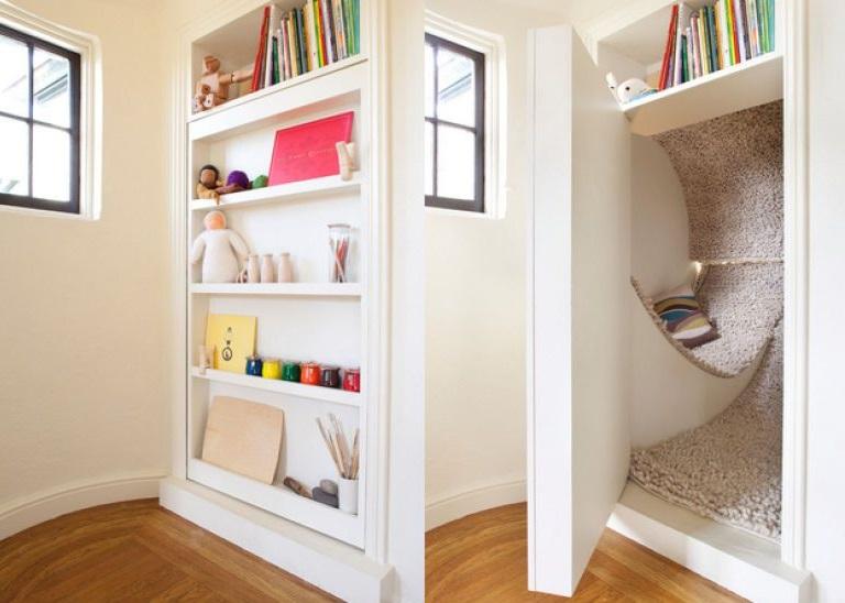 Come nascondere o coprire una porta - Chiudere una finestra di casa ...