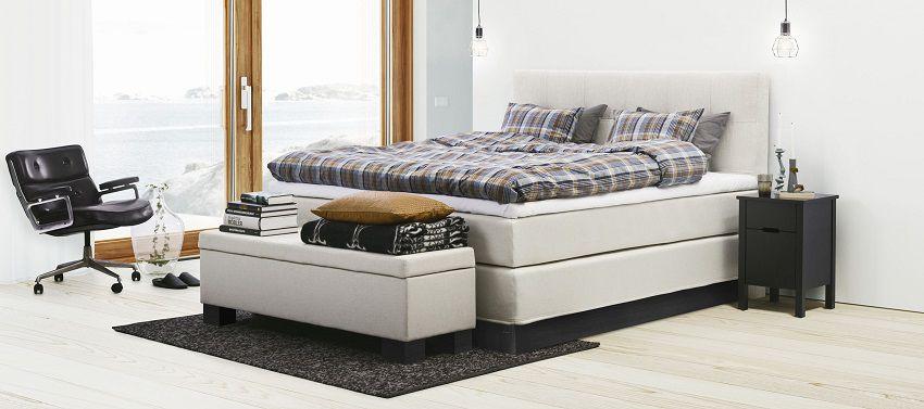 Jensen presenta i nuovi sistema letto al salone del mobile - Sistema per leggere a letto ...