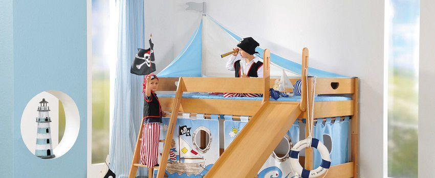 Idee per camerette dei bambini originali - Camerette per bambini originali ...
