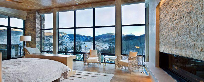 Rustic style il calore di una baita a casa tua for Arredamento case di montagna