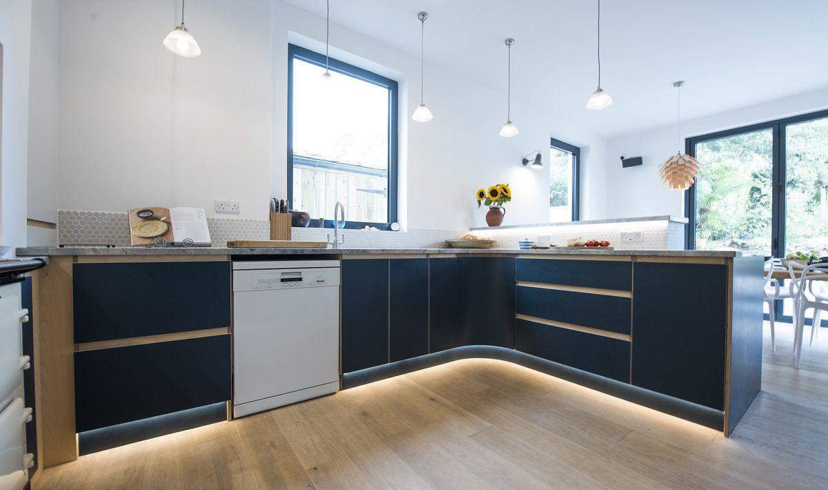 Ristrutturare casa la cucina angolare per risparmiare spazio - Ristrutturare la cucina ...